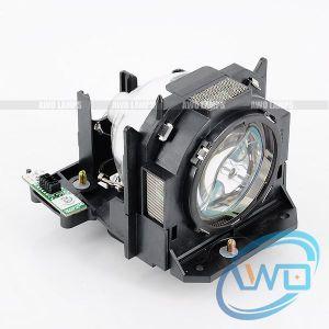 Compatible Projector Lamp Bulbs Et-Lad60 / Et-Lad60W Et-Lad60A / Et-Lad60aw with Housing for Panasonic PT-D5000s/D6000s/D6000elk