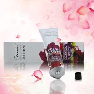 Derwei Fleasant Fragrance Permanent Hair Dye Cream pictures & photos