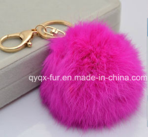Many Colors POM POM Fur Balls pictures & photos