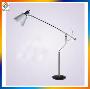Living Room Lighting Classical Decoration Metal Dimmable LED Floor Lamp pictures & photos