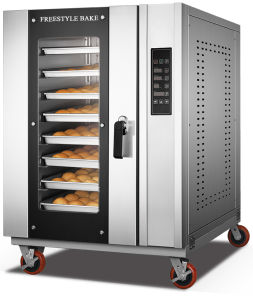 Gas Convection Oven (HF-102Q5Q8P) pictures & photos