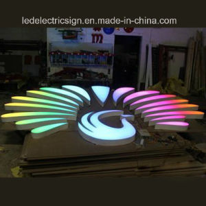 Colorful LED Word pictures & photos