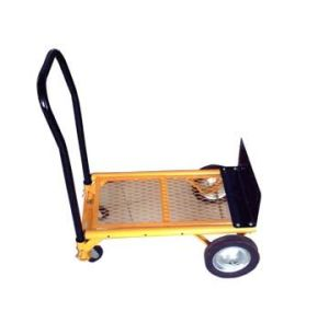 Trolley Cart Barrow Two Wheels, Folding&Unfolding Cart