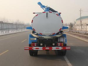 Sewage Truck pictures & photos