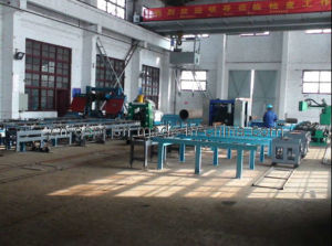 Pipe Spool Fabrication Production Line (DPPPL-24A) pictures & photos