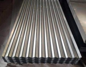 Zn40 Corrugated Iron Sheet From Hannstar Industry pictures & photos