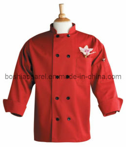 Hot Style Chef Uniform (WU06) pictures & photos