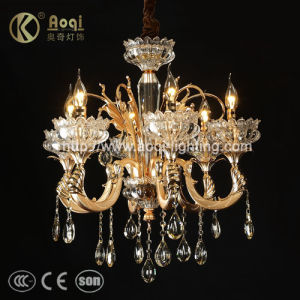 Crystal Pendant Lamp Chandelier (AQ072-6) pictures & photos