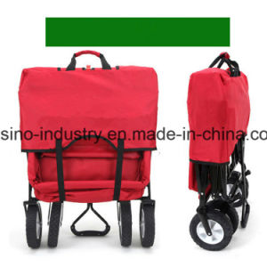 Hot Sales Camping/Fishing/Shopping/Baby Folding Utility Beach Wagon Cart pictures & photos
