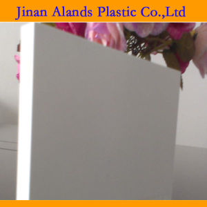 0.3-40mm Different Density White PVC Foam board pictures & photos