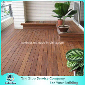 Bamboo Decking Outdoor Strand Woven Heavy Bamboo Flooring Villa Room 59 pictures & photos