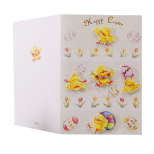 New Design Easter Greeting Cards