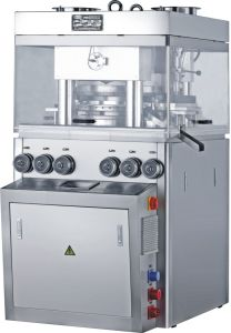 Gzp-55 High Speed Rotary Tablet Press Machine pictures & photos