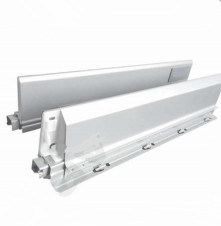 Push Open Double Wall Drawer Slide pictures & photos