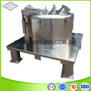 1500rpm Stainless Steel Flat Plate Sedimentation Centrifuge pictures & photos