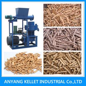 Wood Pellet Extruder