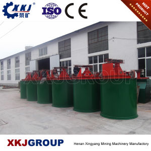 Agitation Tank for Gold, Zink, Copper, Iron, Dressing pictures & photos