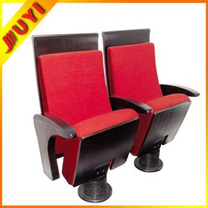 Jy-920 Folding Cover Fabric Seat Numbers Movie Home Theater Chair pictures & photos