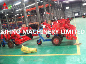 High Quality Mini Combine Harvester pictures & photos
