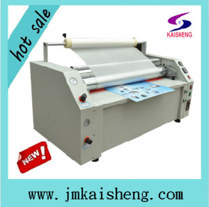 Hot Film Thermal Laminating Machine with Pattern