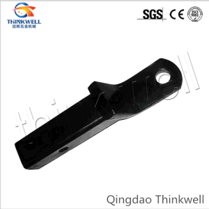 Forged Steel Solid Painted Black Tow Hook Handle pictures & photos
