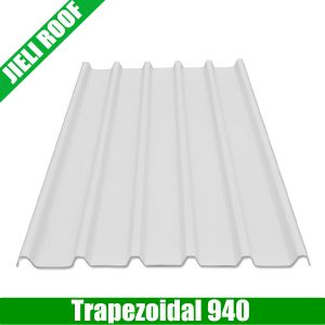 Color Corrugated Plastic Roofing pictures & photos