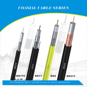 Competitive Price RG6 Rg59 Coxial Cable Meet Your Market with CE Certification