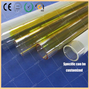 Quartz Furnace Core Tube, Diffusion Furnace Tube for CVD, PECVD pictures & photos