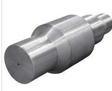 Forged Step Shaft Carbon Steel
