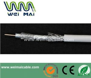 75ohms Coaxial Cable RG6 Dual pictures & photos