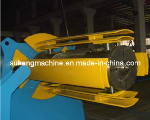 Hydraulic Decoiler with Coil Car pictures & photos