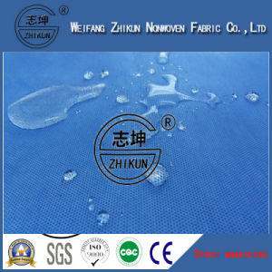 Disposable Surgical Gown PP Spunbonded Nonwoven Fabric pictures & photos