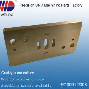 Direct Factory OEM Precision Steel CNC Milling Machinery Parts pictures & photos