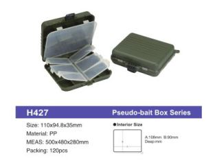 Fishing Tackle Box H427 pictures & photos