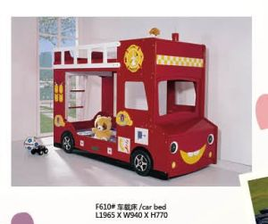 Children Car Bed F610