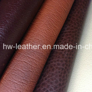Top Sell Furniture Leather for Sofa Hw-140942 pictures & photos