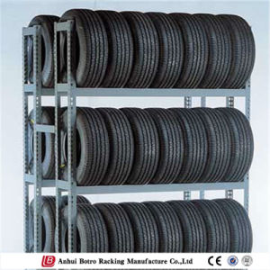 Adjustable Tire Storage Racking pictures & photos