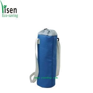Drawstring Cooler Bag, Wine Cooler Bag (YSCB00-0183-006) pictures & photos