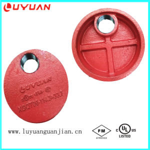 BSPT/NPT Threaded Cap for Fire Fighting System with FM UL Approvals pictures & photos