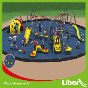 Kids Outdoor Playground Equipment Le. Zz. 011 pictures & photos
