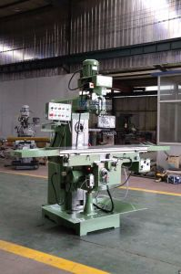 X6336 Universal Vertical and Horizontal Turret Milling Machine with Dro pictures & photos