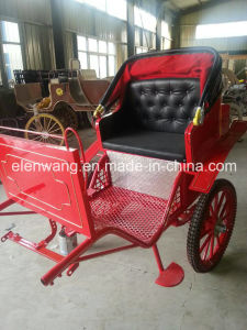 Pony Carriage with Hood (GW-HC05-5#) pictures & photos
