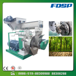 Simple Operation Biomass Wood Pellet Mill Sawdust Pellet Making Machine pictures & photos