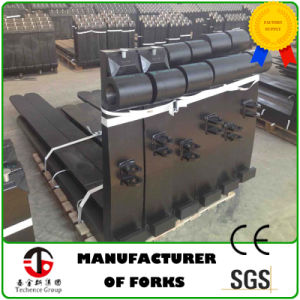 Lift Truck Fork Arm (forged & section bar) High Quality Forklift Forks pictures & photos