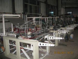 Double Layer Flat Bag Making Machine (SHXJ-B600-1000) pictures & photos