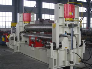 Plate Rolling Machine, Roll Forming Machine
