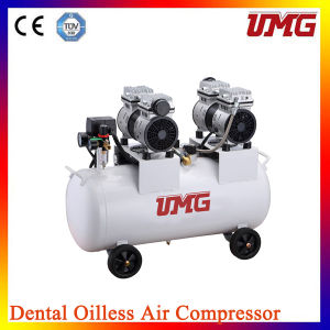 2*850 W Power High Cost Performance Dental Air Compressor pictures & photos