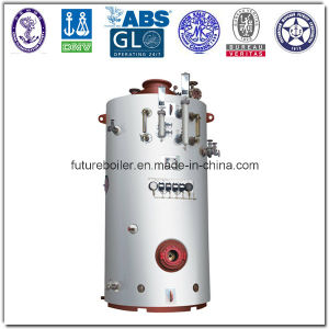 Vertical Pin Tube Marine Steam Boiler pictures & photos