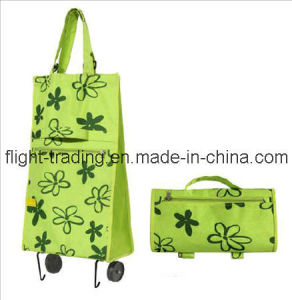 Provide Wheels Shopping Bag (DXB-1266) pictures & photos