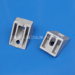 Aluminium Alloy Bracket 45 Degree for 40 Series / Al Bracket pictures & photos